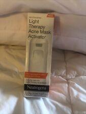 neutrogena light therapy for Acne