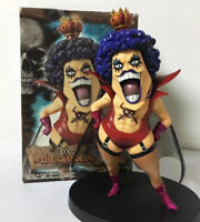 1 Pcs 18CM anime Emporio Ivankov Anime Action Figure Model figures doll toy