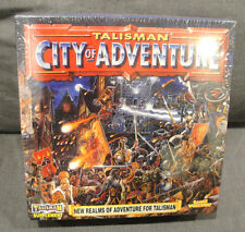 Talisman 3rd Edition  City of Adventure Expansion Game Games Workshop NEW Sealed