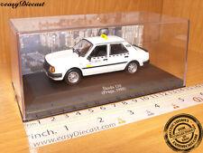 SKODA 130 TAXI CAB 1:43 PRAGA (CZECH REPUBLIC) 1988 MINT
