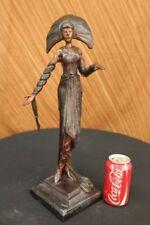 Brown Figures Art Sculptures