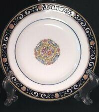 "Wedgwood Runnymede Blue 8 1/4"" Salad Plate Set of 12"
