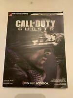 2013 Brady Games Call Of Duty Ghosts Signature Series Game Guide