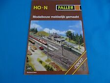 Faller 842 Modelbouw Makkelijk Gemaakt NL
