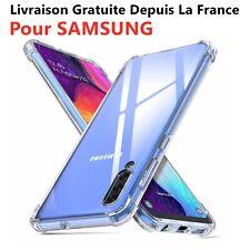 Samsung S10 Plus S9 S8 Note 10 A10 A20e A40 A50 Holder Coque Bumper Antichoc