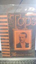 Vintage Tops Abbott's Magazine Duke Montague Issue 1945