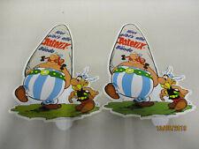 Asterix Aufkleber Werbeaufkleber 1983 Hier gibt's alle Asterix Bände