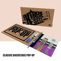 Extreme Sets Classic Backstage Pop-Up Diorama for 1/12 scale  action figures NEW