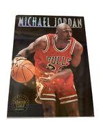 Michael Jordan 1993-94 SkyBox Premium Center Stage #CS1 Insert Basketball Card