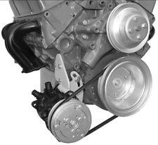 Alan Grove Tight Fit Low Mount A/C Air Compressor Bracket Sb Chevy Sbc Lwp 107R