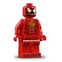LEGO Carnage Minifigure sh541 From Super Heroes Set 76113