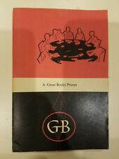 The Great Books Foundation Readings for Discussion 1955 First Year Course Vol 9