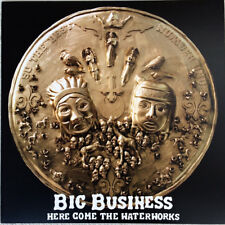 Big Business Here Come The Waterworks Vinyl LP Record & MP3! melvins/karp! NEW!!