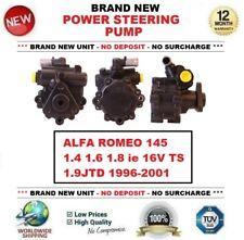 POWER STEERING PUMP for ALFA ROMEO 145 1.4 1.6 1.8 ie 16V TS 1.9JTD 1996-2001