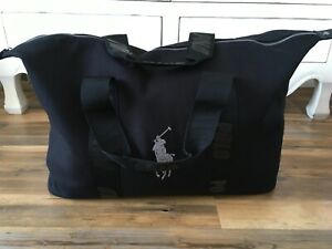 ●✿RALPH LAUREN●✿ Limited Edition●✿Weekend Gym Sports Holdall Holdal Travel Bag