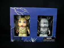 "Disney Vinylmation 3"" Haunted Mansion Portrait #1 Blonde and Medusa Le 1500 New"