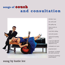 Katie Lee - Songs Of Couch And Consultation CD
