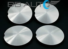 "1995-2002 CHEVROLET BLAZER S10 4x4 15"" 6-SLOT ALUMINUM WHEEL HUB CENTER CAPS SET"