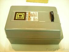 New Square-D AC Magnetic NEMA Rated Starter SBG1V03