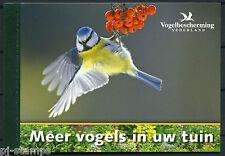 Nederland Persoonlijk  prestigeboekje PP10  2489 uit 2008 Vogelbescherming