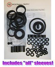 2000 Stern Striker Xtreme pinball rubber ring kit