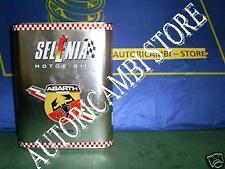 2 LITRI OLIO MOTORE ORIGINALE SELENIA ABARTH 10W50