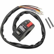 Emgo Universal 7/8 Bar Kill Start Multi Switch - Custom Motorcycle - 46-68735