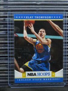 2012-13 Hoops Klay Thompson Rookie Card RC #232 Warriors F12