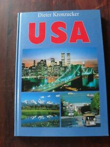USA / Dieter Kronzucker / Reichenbach / Bildband
