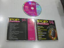 POP ESPAÑOL  96 CD HEROES DEL SILENCIO MANTA RAY DOVER SEXY SADIE CAMELA