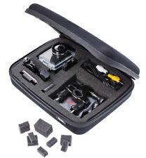 SP MyCase Small Black Customisable Protective Storage Travel Carry Case - UK