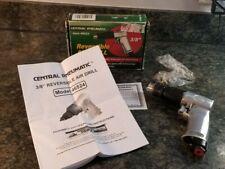 "Central Pneumatic Reversible Air Drill No. 46524 ~ 3/8"" Chuck Size Nib"