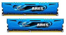 8GB GSkill DDR3 PC319200 2400MHz Ares serie Low Profile 11-13-13-31 Dual Channel