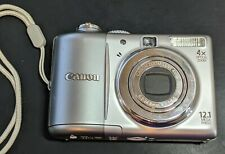 Canon PowerShot A1100 IS 12.1MP Digital Camera PINK good shape
