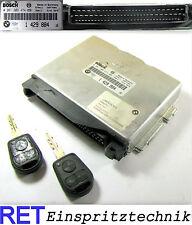 Motorsteuergerät BOSCH 0261203474 BMW 540 i E 39 mit Schlüssel 1429884 original