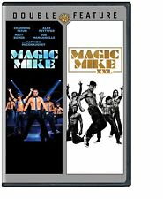 Magic Mike / Magic Mike XXL (DVD - Discs Only)