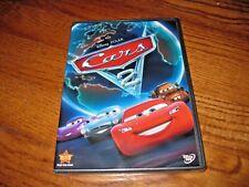 Cars 2: Disney PIXAR; Owen Wilson & Michael Caine(DVD, 2011) New + I Ship Faster