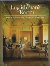 The Englishman's Room Milne/Moore 32 Dif Rooms color pictures/text HCDJ 1986 1st