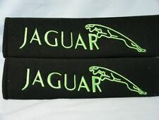 Jaguar Soft Seat Belt Shoulder Pads Set XJS XJ6 XKE XK8