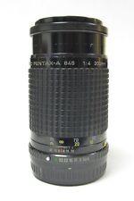Pentax 200mm f/4 SMC Pentax-A 645 Fixed Prime Manual Focus Lens Pentax 645