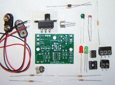 CA3140 / 741 Op Amp Comparator Project Self Build Kit - UK Seller