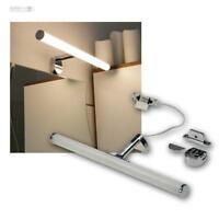 Éclairage Miroir Tableaux / Images Led 6w Blanc Chaud, Spiegel-Schrankleuchte