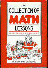 A Collection of Math Lessons from Grades 1 Through