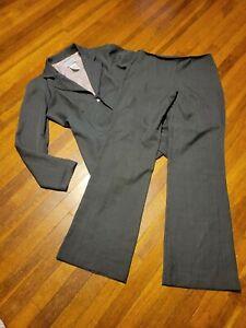 Breakin Loose Juniors Pant Suit, Gray, Size 7/8