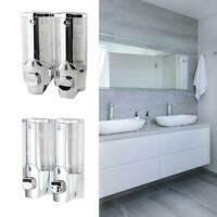 Duschgel-Körperlotions-Shampoo-Flüssigseifenspender für Badezimmer an der Wand-