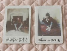 (ver. Seungyoon) Lot of 2 WINNER EXIT : E Mini Album Polaroid Photocard A VER.