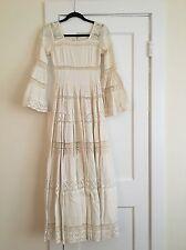 Vintage Mexican Wedding Dress