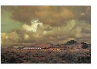 Scottsdale Arizona Frank Lloyd Wright School Vintage Postcard Taliesin West