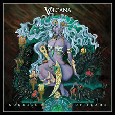 Volcana-Goddes of Flame (New * us heavy rock/metal * The Rods * Riot * The Sword)