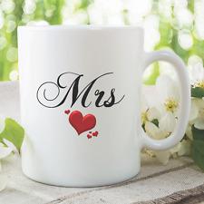 Mrs Tazze Matrimonio Addio Al Nubilato Futura Sposa Presente Tazzine WSDMUG870